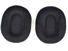 velour oval ear pads cushon pillow for SONY MDR 7506 V6 CD900ST CD700 Headset uk