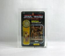 NEW 1984 Vintage Star Wars ✧ Paploo ✧ Last 17 Kenner POTF UKG 90 GOLD AFA EB2