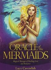 Oracle of The Mermaids by Lucy Cavendish NEW & Sealed
