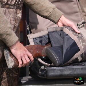 AVERY OUTDOORS GHG GREENHEAD GEAR DOUBLE FLOATING CAMO SHOTGUN GUN CASE TWO GUN