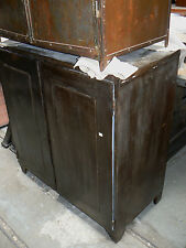 ancien XIX buffet bahut server design industriel industrial