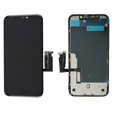 LCD Display Touch Screen Digitizer Assembly+Back Plate Replacement for iPhone XR