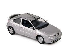 Norev 517671 renault Megane Coupe 2001-plata 1:43 nuevo embalaje original &