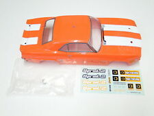 NEW HPI SPRINT 2 Body 1969 Orange Z/28 Camaro Factory Painted w/decals HS6Z