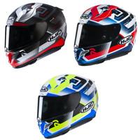 2020 HJC RPHA 11 Pro Nectus Full Face Street Motorcycle Helmet
