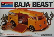 Monogram Tom Daniel Baja Beast Custom Van with Mini Bike