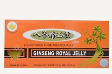 GINSENG  ROYAL JELLY Oral Liquid 10 bottles x 10ml
