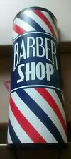 Shabby Chic Flat Top Barber shop sign