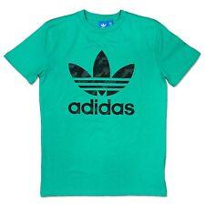 Verde XL adidas Original Trefoil Tee Sport 4056559503710 (vir)