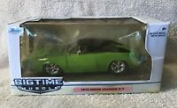 1970 DODGE CHARGER R/T 2016 JADA TOYS BIGTIME MUSCLE 1:24 DIE-CAST