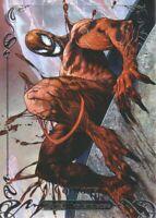 2018 Upper Deck Marvel Masterpieces Base Set Card #79 Carnage /999