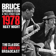 BRUCE SPRINGSTEEN New 2018 UNRELEASED LIVE LOS ANGELES 1978 CONCERT 3 CD BOXSET
