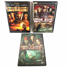 Pirates of the Caribbean 3 Dvd Collector Limited Edition Collection Movies Dvds