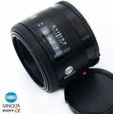 MINOLTA Maxxum SONY Alpha A Mount 50mm f:1.7 AF Prime Lens Film~Digital XLNT!