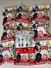 10x Funko Star Wars Mystery Minis Plushies Clip ORIGINAL TRILOGY Classic