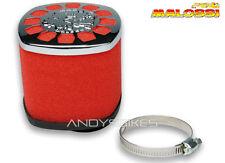 Malossi Rojo Chilli E14 Carrera Racing Filtro De Aire Yamaha yzfr125 Yzfr 125 35,5 Mm