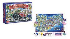 Destination Great Britain The Board Game Edition Family Fun Xmas Gift Present