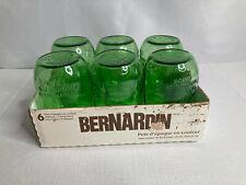 Bernardin Origin De 1081 Canadian Green Mason Jars Sz Pint