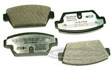 Disc Brake Pad Set-Semi-metallic Pads Rear Tru Star PPD329