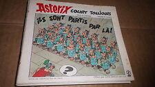 livret offert par ELF Asterix court toujours   ,tres bel etat