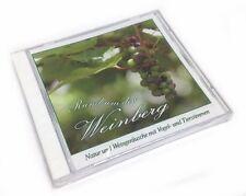 Geschenkidee für Winzer: CD - Klänge rund um den Weinberg, die Welt des Winzers