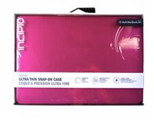 Incipio MacBook Air 13 Inch Hard Shell Case  light Weight - Neon Pink