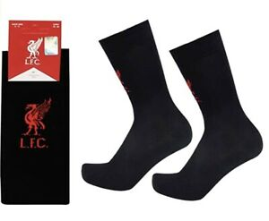 LFC Liverpool Football Club Official Mens Socks Size 6 - 11 ( Euro 42 - 46 )
