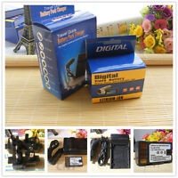 New Battery PACK + Charger for JVC BN-VF808 GR-DA30U GRDA30U BN-VF808U GZ-MG330