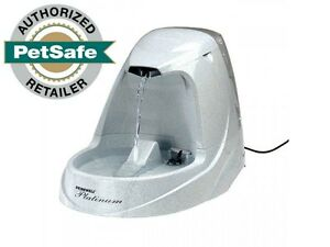 Drinkwell Platinum Fountain for Dogs & Cats Holds 1.3 Gallons PWW00-13703