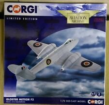 Corgi AA27402 Gloster Meteor F3 YQ-Q 616 Squadron Ltd Edition No. 1000 of 1000