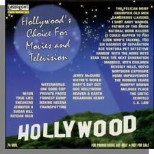 Hollywood's Choice for Movies & TV - New 15 Track, Promo, Classical Music CD!