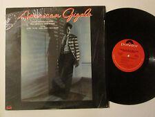 American Gigolo Soundtrack Blondie Cheryl Barnes LP