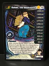 DBZ CCG GOHAN THE BOOKWORM LV1 HOLO FOIL RARE 101 KID BUU SAGA DRAGON BALL Z