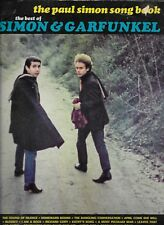 SIMON AND GARFUNKEL  Best Of  sheet music songbook