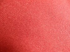 Deep Red Upholstery Fabric, Red Fabric - per 2 yards