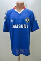 CHELSEA 2010/2011 HOME  FOOTBALL SHIRT JERSEY ADIDAS SIZE L