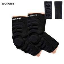 1 Pair Cycling Elbow Pads Arm Brace Support Roller Skating Protector EVA Padded