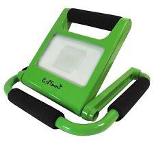 LED Light by EAGems Rechargeable Work Lamp Flashlight Spotlight - Green 10 Watt