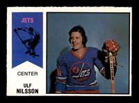 1974 O-Pee-Chee WHA #4 Ulf Nilsson RC EXMT X1482260