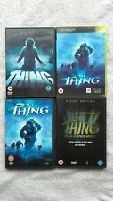 The Thing from Another World RARE + THING REMAKES JOHN CARPENTER DVD XBOX HORROR