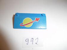 Lego: 1 Windschutzscheibe 3939p91 für Set 924, 928, 918 Classic Space