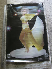Vintage Dolly Parton Sheer Gown Poster 34X22 RARE 1978 #513 by Harry Langdon