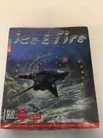 ICE & FIRE 1995 Zombie POWER MACINTOSH CD-ROM PC Game NEW IN SEALED SHRINK WRAP