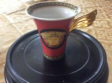 VERSACE  MEDUSA CUP COFFEE TALL NEW