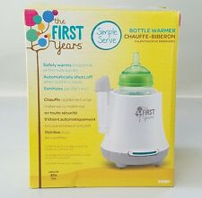The First Years Quick Serve Bottle Warmer NIB - Tested