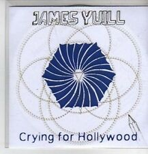 (CO503) James Yuill, Crying For Hollywood - DJ CD