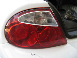 2000 2001 2002 2003 2004 JAGUAR S-TYPE LEFT TAIL LIGHT