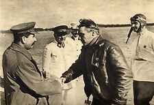 Stalin, 1936, Russia Soviet Communist 7x5 inches photograph - Reproduction