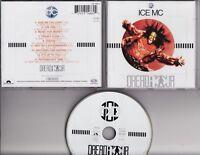 ICE MC Dreadatour CD ALBUM MINT FREEPOST WORLDWIDE EURODANCE