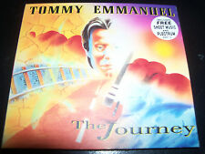 Tommy Emmanuel The Journey Rare Australian Digipak CD Single